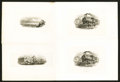 Miscellaneous:Other, Group of Die Proofs of James Smillie Miscellaneous Subjects Part 1Twelve Examples.. ... (Total: 12 vignettes)