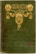 Books:Literature Pre-1900, [African American Dialect]. Paul Laurence Dunbar. Lyrics of the Hearthside. New York: Dodd, Mead, 1899. First editio...