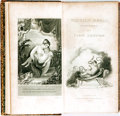 Books:Literature Pre-1900, John Dryden, translator. The Works of Virgil. London: J.Walker, 1818. Twentyfourmo. Contemporary full calf ruled in...