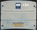 Baseball Collectibles:Others, New York Yankees Original Stadium Seatback. ...