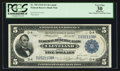 Large Size:Federal Reserve Bank Notes, Fr. 785 $5 1918 Federal Reserve Bank Note PCGS Apparent Very Fine 30.. ...