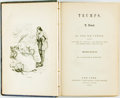 Books:Literature Pre-1900, George William Curtis. Trumps. Illustrations by Augustus Hoppin. New York: Harpers, 1861. First edition. Original cl...