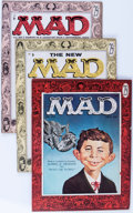 Magazines:Mad, Mad Magazine #25-30 Group (EC, 1955-56) Condition: Average VG/FN.... (Total: 6 Comic Books)