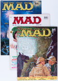 Magazines:Mad, Mad Magazine #31-54 Group (EC, 1957-60) Condition: Average FN/VF.... (Total: 24 Comic Books)