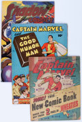 Golden Age (1938-1955):Superhero, Golden Age Superhero Group (Various Publishers, 1940s) Condition: Average GD-.... (Total: 7 Comic Books)