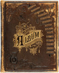 Books:Art & Architecture, Thomas E. Hill. Hill's Album of Biography and Art. Chicago: Hill Standard Book Company, 1882. Contemporary full moro...