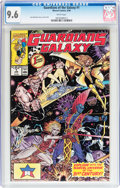 Modern Age (1980-Present):Superhero, Guardians of the Galaxy #1 (Marvel, 1990) CGC NM+ 9.6 Whitepages....