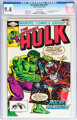 The Incredible Hulk #271 (Marvel, 1982) CGC NM 9.4 White pages