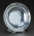 Silver Holloware, American:Bowls, AN AMERICAN SILVER BOWL, Tiffany & Co., New York, New York,circa 1907-1947. Marks: TIFFANY & CO., STERLING SILVER,925-10...