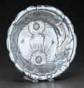 Silver Holloware, American:Bowls, AN AMERICAN SILVER BOWL, Wallace Silversmiths, Inc., Wallingford,Connecticut, circa 1910. Marks: WALLACE, STERLING, 123...