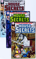 Bronze Age (1970-1979):Horror, House of Secrets #82-91 and 93 Group (DC, 1969-71) Condition:Average FN/VF.... (Total: 11 Comic Books)