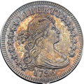 Early Quarters, 1796 25C B-2, R.3, MS65 PCGS....