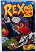 Golden Age (1938-1955):Miscellaneous, Adventures of Rex the Wonder Dog #1 (DC, 1952) Condition: Apparent VG....