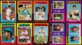 Baseball Cards:Sets, 1975 Topps Baseball Near Set (596/660). ...