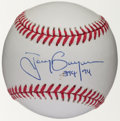 "Autographs:Baseballs, Tony Gwynn "".394/94"" Inscribed Single Signed Baseball...."