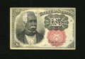 Fractional Currency:Fifth Issue, Fr. 1266 10c Fifth Issue Extremely Fine. Here is a great satirenote where the artist has painted a balding Afro-American ov...