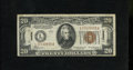 Small Size:World War II Emergency Notes, Fr. 2304 $20 1934 Mule Hawaii Federal Reserve Note. Very Fine-Extremely Fine.. A lovely example of this scarce Hawaii issue ...