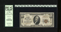 "National Bank Notes:Kentucky, Louisville, KY - $10 1929 Ty. 1 The NB Ch. # 5312. Bank titleembossing has earned this Ten a ""PPQ"" modifier. PCGS Ver..."