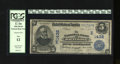 National Bank Notes:Maryland, Baltimore, MD - $5 1902 Date Back Fr. 590 The NB Ch. # (E)1432. Wm.J. Delcher is the cashier, while president F.R. Thom...