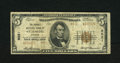 National Bank Notes:Missouri, Saint Joseph, MO - $5 1929 Ty. 2 The Burnes NB Ch. # 8021. Onlyseven Type Twos in the Kelly census for this Buchanan Co...