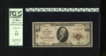 National Bank Notes:Missouri, Saint Louis, MO - $10 1929 Ty. 1 First NB Ch. # 170. This bank wasoriginally chartered in 1863 and it is now part of Ba...