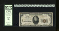National Bank Notes:West Virginia, Clarksburg, WV - $20 1929 Ty. 1 The Union NB Ch. # 7681. This notehas the cashier that succeeded E.S. Ice. PCGS Very ...
