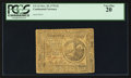 Colonial Notes:Continental Congress Issues, Continental Currency November 29, 1775 $2 PCGS Very Fine 20.. ...