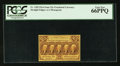 Fractional Currency:First Issue, Fr. 1282 25¢ First Issue PCGS Gem New 66PPQ.. ...