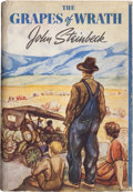 Books:Literature 1900-up, John Steinbeck. The Grapes of Wrath. New York: The VikingPress, [1939]. First edition. ...