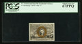 Fractional Currency:Second Issue, Fr. 1318 50¢ Second Issue PCGS Superb Gem New 67PPQ.. ...