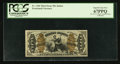 Fractional Currency:Third Issue, Fr. 1360 50¢ Third Issue Justice PCGS Superb Gem New 67PPQ.. ...