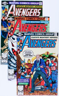 Modern Age (1980-Present):Superhero, The Avengers #201-303 Near-Complete Run Group (Marvel, 1980-89)Condition: Average NM-.... (Total: 99 Comic Books)