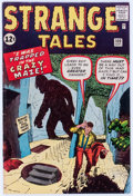Silver Age (1956-1969):Mystery, Strange Tales #100 (Marvel, 1962) Condition: FN-....