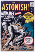Silver Age (1956-1969):Mystery, Tales to Astonish #8 (Marvel, 1960) Condition: GD+....