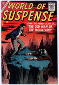 Silver Age (1956-1969):Horror, World of Suspense #6 (Atlas, 1957) Condition: VG+....