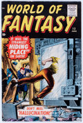 Silver Age (1956-1969):Horror, World of Fantasy #12 (Atlas, 1958) Condition: FN-....