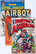 Golden Age (1938-1955):Miscellaneous, Golden Age Miscellaneous Comics Group (Various Publishers, 1940s-50s) Condition: Average VG.... (Total: 29 Comic Books)