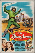 "Movie Posters:Adventure, The Black Arrow (Columbia, 1948). One Sheet (27"" X 41"").Adventure.. ..."