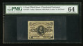 Fractional Currency:Third Issue, Fr. 1237 5¢ Third Issue PMG Choice Uncirculated 64.. ...