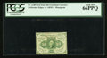 Fractional Currency:First Issue, Fr. 1240 10¢ First Issue PCGS Gem New 66PPQ.. ...