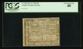 Colonial Notes:Virginia, Virginia July 14, 1780 $60 PCGS Extremely Fine 40.. ...