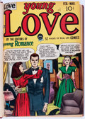 Golden Age (1938-1955):Romance, Young Love #1-6 Bound Volume (Prize, 1949-50)....
