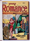 Golden Age (1938-1955):Romance, Young Romance Comics #1-6 Bound Volume (Prize, 1947-48)....