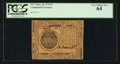 Colonial Notes:Continental Congress Issues, Continental Currency May 10, 1775 $7 PCGS Very Choice New 64.. ...