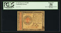 Colonial Notes:Continental Congress Issues, Continental Currency January 14, 1779 $80 PCGS Apparent About New50.. ...