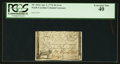 Colonial Notes:North Carolina, North Carolina April 2, 1776 $6 Goat PCGS Extremely Fine 40.. ...