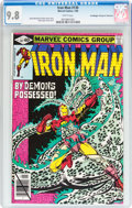 Modern Age (1980-Present):Superhero, Iron Man #130 Don/Maggie Thompson Collection pedigree (Marvel,1980) CGC NM/MT 9.8 White pages....