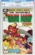 Modern Age (1980-Present):Superhero, Iron Man #147 Don/Maggie Thompson Collection pedigree (Marvel,1981) CGC NM/MT 9.8 White pages....