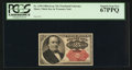 Fractional Currency:Fifth Issue, Fr. 1309 25¢ Fifth Issue PCGS Superb Gem New 67PPQ.. ...