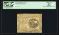 Colonial Notes:Continental Congress Issues, Continental Currency May 20, 1777 $4 PCGS Apparent Choice New 63.....